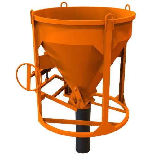 Pojemnik beton 1m3 rekaw 1